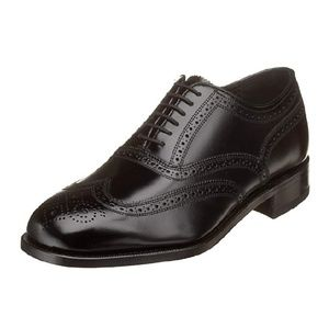 Florsheim Lexington Wingtip Oxford Shoes 9 D